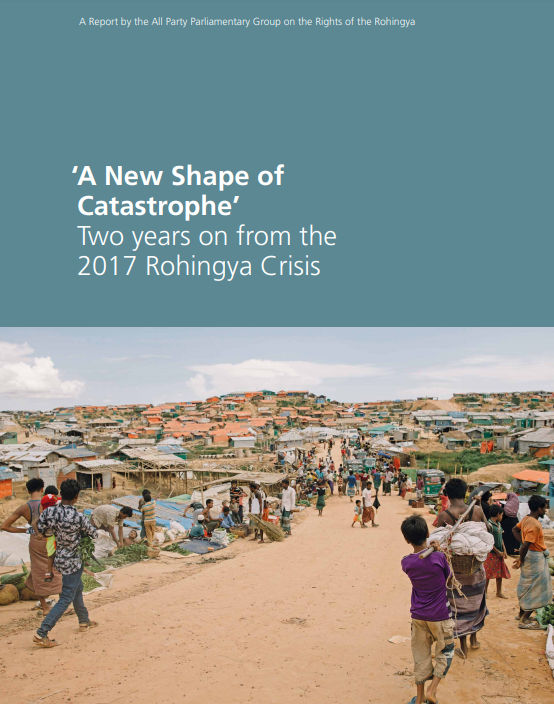 """A New Shape of Catastrophe"": Two years on from the 2017 Rohingya Crisis"