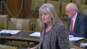 Anne Main MP calls for business rate review in pubs debate.