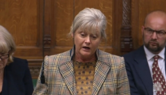 Anne Main speaking in the House of Commons, October 2018