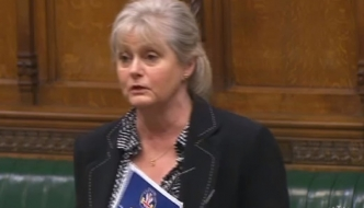 Anne Main speaking in Parliament, March 2019