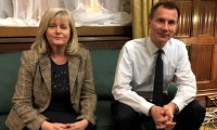 Anne Main MP meets with Foreign Secretary Jeremy Hunt to discuss Bangladesh election and Rohingya crisis.