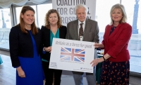 Anne Main MP hosts Plastic Event with David Attenborough and Penny Mordaunt MP.