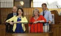 Anne Main visits new St Albans Museum