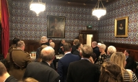 Anne Main MP's annual Volunteers' Thank You Party in Parliament
